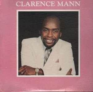 Album  Cover Clarence Mann - Clarence Mann on SPIRIT Records from 1983