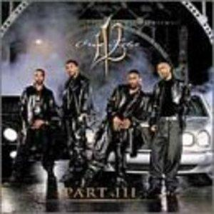 Album  Cover 112 - Part Iii on BAD BOY Records from 2001