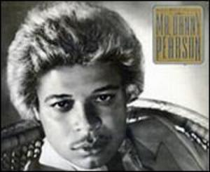 Album  Cover Danny Pearson - Barry White Presents Mr. Danny Pearson on UNLIMITED GOLD (CBS) Records from 1978