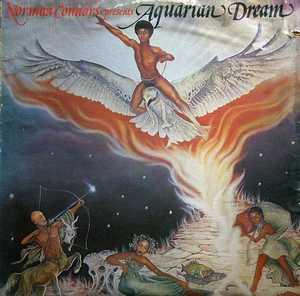 Album  Cover Aquarian Dream - Norman Connors Presents Aquarian Dream on BUDDAH Records from 1976