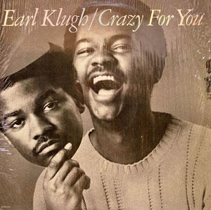 Album  Cover Earl Klugh - Crazy For You on LIBERTY Records from 1981