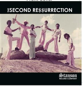 Album  Cover Second Res$urrection - The Second Re$$urrection on STANSON Records from 2013