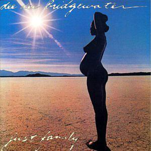 Album  Cover Dee Dee Bridgewater - Just Family on ELEKTRA Records from 1977