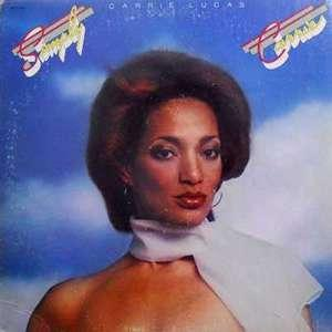 Album  Cover Carrie Lucas - Simply Carrie on SOUL TRAIN Records from 1977
