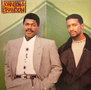 Album  Cover Johnson & Branson - Johnson & Branson on  Records from 1989