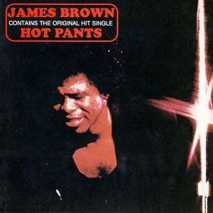 Front Cover Album James Brown - Hot Pants