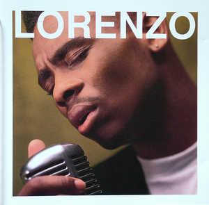 Album  Cover Lorenzo Smith - Lorenzo on ALPHA INTERNATIONAL Records from 1992