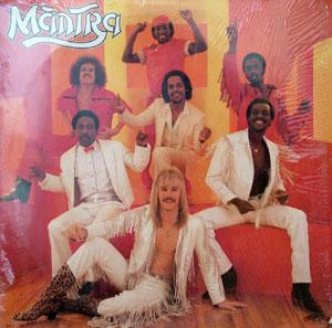 Album  Cover Mantra - Mantra on CASABLANCA Records from 1981