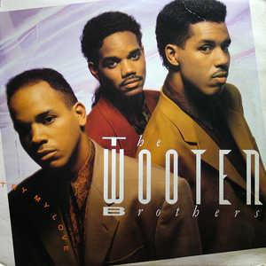 Album  Cover Wooten Brothers - Try My Love on A&M Records from 1990