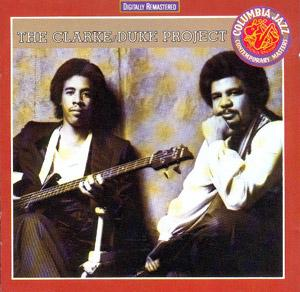 Front Cover Album Stanley Clarke - The Clarke / Duke Project, Vol. 1