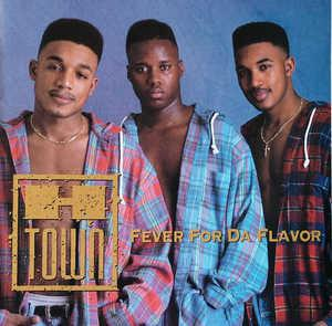 Album  Cover H Town - Fever For Da Flavor on ATTIC Records from 1993