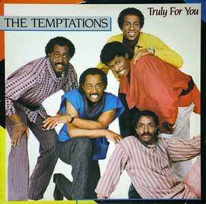 Album  Cover The Temptations - Truly For You on GORDY Records from 1984
