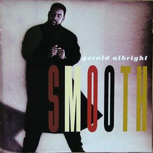 Front Cover Album Gerald Albright - Smooth