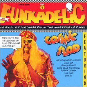 Album  Cover Funkadelic - Cosmic Slop on WESTBOUND Records from 1973