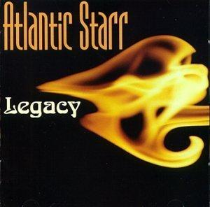 Front Cover Album Atlantic Starr - Legacy