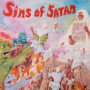 Album  Cover Sins Of Satan - Thou Shalt Boogie Forever on BUDDAH Records from 1976