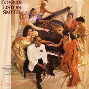 Album  Cover Lonnie Liston Smith - Love Goddess on ATLANTIC Records from 1990