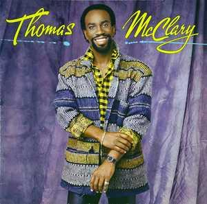 Album  Cover Thomas Mcclary - Thomas Mcclary on MOTOWN Records from 1984
