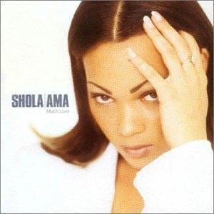 Album  Cover Shola Ama - Much Love on FREAKSTREET Records from 1997