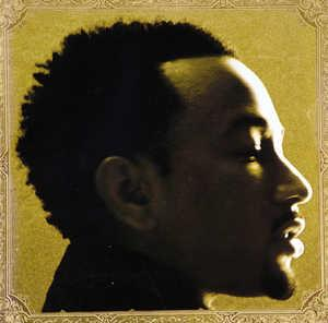 Album  Cover John Legend - Get Lifted on SONY Records from 2004