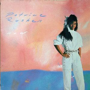 Album  Cover Patrice Rushen - Now on ELEKTRA Records from 1984