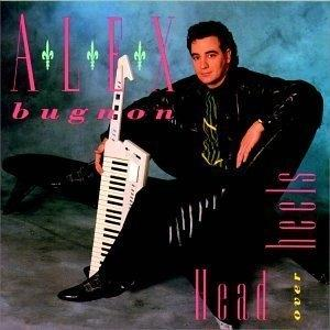 Album  Cover Alex Bugnon - Head Over Heels on CAPITOL Records from 1990