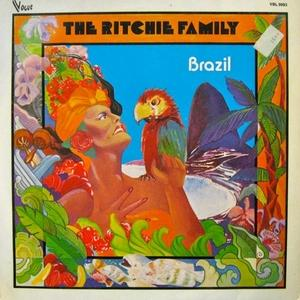 Album  Cover The Ritchie Family - Brazil on 20TH CENTURY / PHILLIPS Records from 1975