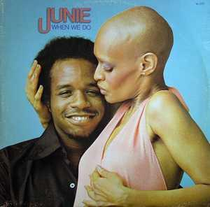 Front Cover Album Junie Morrison - When We Do