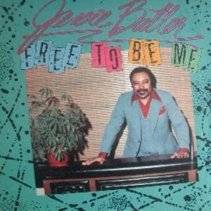 Album  Cover Jessie Butler - Free To Be Me on BOUND SOUND Records from 1984