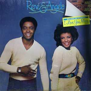 Album  Cover René And Angela - Wall To Wall on CAPITOL Records from 1981