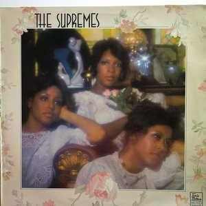 Album  Cover The Supremes - The Supremes on MOTOWN Records from 1975