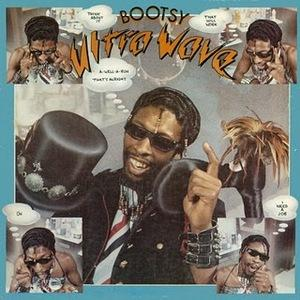 Album  Cover Bootsy's Rubber Band - Ultra Wave on WARNER BROS. Records from 1980