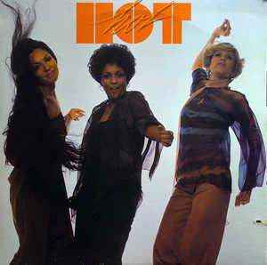 Album  Cover Hot - Hot on BIG TREE (ATLANTIC RECORDING) Records from 1977