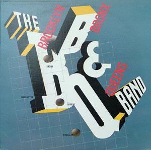 Album  Cover B B & Q Band - The B B & Q Band on CAPITOL Records from 1981