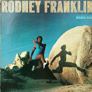 Album  Cover Rodney Franklin - Marathon on COLUMBIA Records from 1984