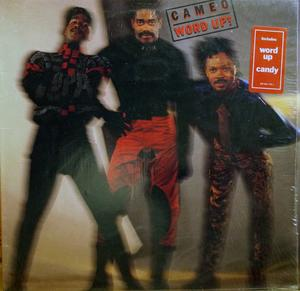 Album  Cover Cameo - Word Up! on ATLANTA ARTISTS Records from 1986