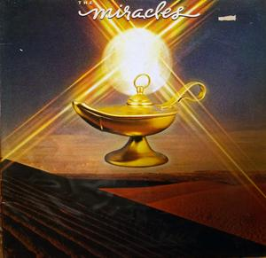 Album  Cover The Miracles - The Miracles on COLUMBIA Records from 1978