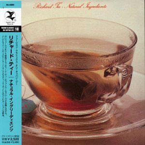 Album  Cover Richard Tee - Natural Ingredients on COLUMBIA Records from 1980