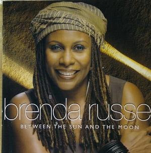 Album  Cover Brenda Russell - Between The Sun And The Moon on DOME RECORDS Records from 2004