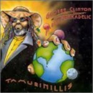 Album  Cover George Clinton - Tamurinillis on  Records from 1996