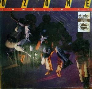 Album  Cover Ozone - Jump On It on MOTOWN Records from 1981