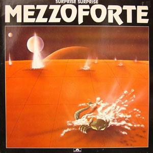Album  Cover Mezzoforte - Surprise Surprise on POLYDOR Records from 1982