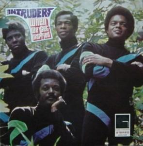 Album  Cover The Intruders - When We Get Married on GAMBLE Records from 1970