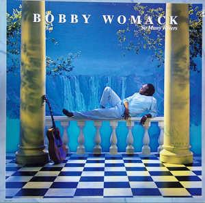 Album  Cover Bobby Womack - So Many Rivers on MCA Records from 1985