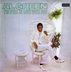 Front Cover Album Al Green - i'm Still In Love With You