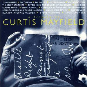 Front Cover Album Various Artists - A Tribute To Curtis Mayfield