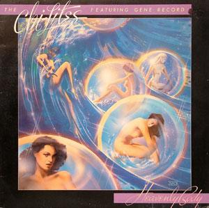 Front Cover Album The Chi-lites - Heavenly Body