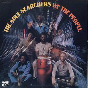 Album  Cover The Soul Searchers - We The People on SUSSEX Records from 1972