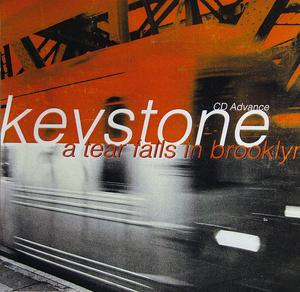 Album  Cover Keystone - A Tear Falls In Brooklyn on QWEST Records from 1997