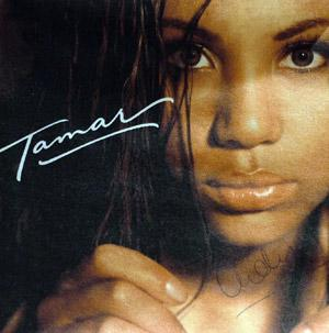 Album  Cover Tamar - Tamar on DREAMWORKS Records from 1999